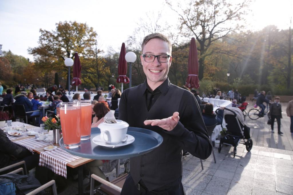 Herbst im Volkspark Friedrichshain Kellner Pierre M. (28) Cafe Schönbrunn